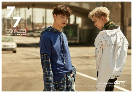 7 For 7_Group (Jaebum & Bambam)